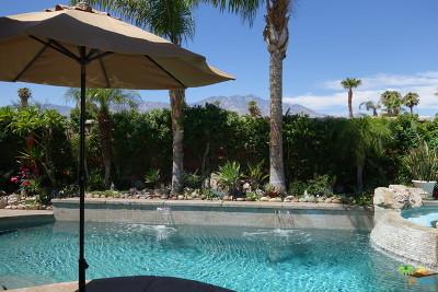 Rancho Mirage Single Family Home Contingent: 51 Via Del Rossi