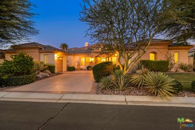 Rancho Mirage Single Family Home For Sale: 8 Via Verde