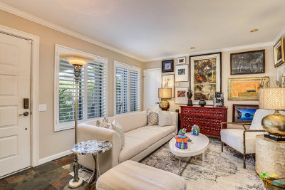 Palm Springs Condo/Townhouse For Sale: 351 N Hermosa Drive #5D1