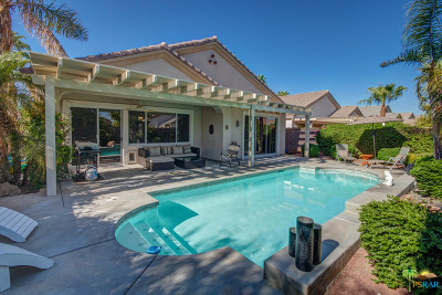 Palm Desert Single Family Home For Sale: 78187 Brookhaven Lane