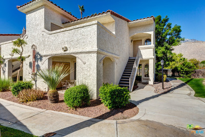 Palm Springs Condo/Townhouse For Sale: 505 S Farrell Drive #N77