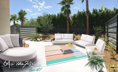 Palm Springs Condo/Townhouse For Sale: 217 The Riv