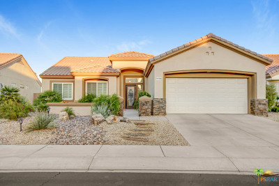 Palm Desert Single Family Home For Sale: 37498 Turnberry Isle Drive