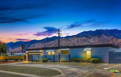 Palm Springs Single Family Home For Sale: 2101 N Viminal Road
