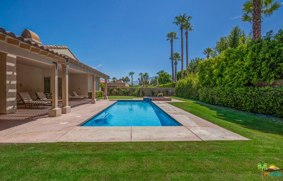Palm Springs Single Family Home For Sale: 891 N Via Miraleste