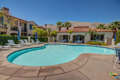 Palm Springs Single Family Home For Sale: 428 Limestone