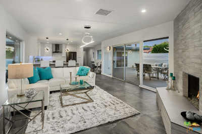 Palm Springs CA Single Family Home For Sale: $899,000