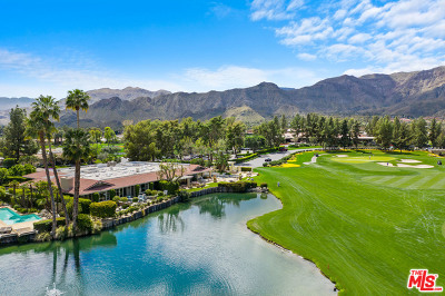 Rancho Mirage Single Family Home For Sale: 27 Johnar