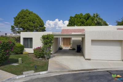 Palm Springs Condo/Townhouse For Sale: 6250 Paseo De La Palma
