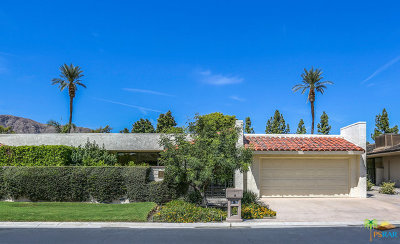 Rancho Mirage Single Family Home For Sale: 50 Princeton Drive