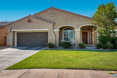 Palm Springs Single Family Home For Sale: 2619 Windmill Way