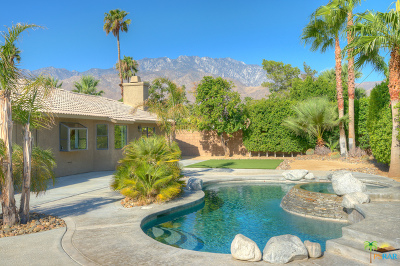 Palm Springs Single Family Home For Sale: 2890 E San Marino Road