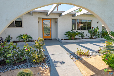 Palm Springs Single Family Home For Sale: 2525 E Verona Road