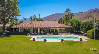 Rancho Mirage Single Family Home For Sale: 71200 N Thunderbird Terrace