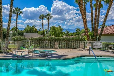 Rancho Mirage Condo/Townhouse For Sale: 462 Sunningdale Drive