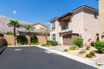 Palm Springs Condo/Townhouse For Sale: 434 Wandering Way