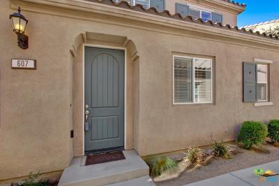 Palm Desert Single Family Home For Sale: 607 Calle Vibrante
