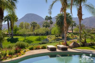 Indian Wells Single Family Home Sold: 74595 Wren Drive