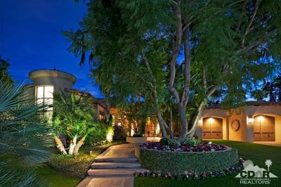 Indian Wells Single Family Home Sold: 75283 Morningstar Drive