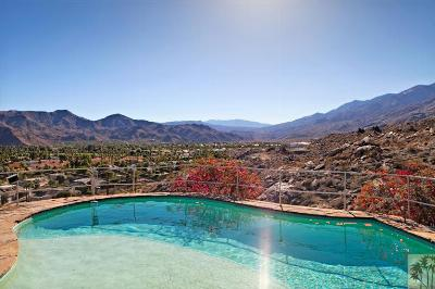 Cathedral City, Palm Springs Rental For Rent: 17 Cahuilla Hills Drive
