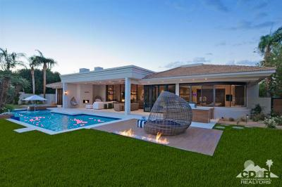Indian Wells Single Family Home Sold: 74345 Quail Lakes Drive