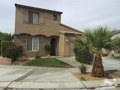 Cathedral City, Indio, Palm Springs Rental For Rent: 42753 Della Place Place