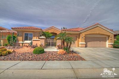 Sun City Single Family Home Sold: 37333 Pineknoll Avenue