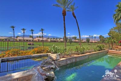 Sun City Single Family Home Sold: 78821 Golden Reed Drive