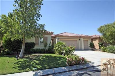 Bermuda Dunes, Indian Wells, Indio, La Quinta, Palm Desert, Rancho Mirage Rental For Rent: 57495 Seminole Drive