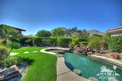 Bermuda Dunes, Indian Wells, Indio, La Quinta, Palm Desert, Rancho Mirage Rental For Rent: 77658 North Via Villaggio
