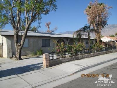 Palm Springs Single Family Home Contingent: 4011 East Camino San Simeon