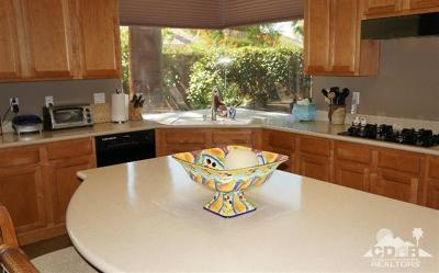 Sun City Single Family Home Sold: 78191 Hollister Drive