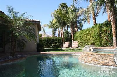 Cathedral City, Indio, Palm Springs Rental For Rent: 36108 Chagall Court