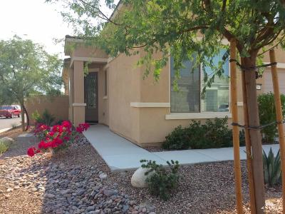Sun City Shadow Hills Single Family Home Contingent: 81287 Calle Teneria