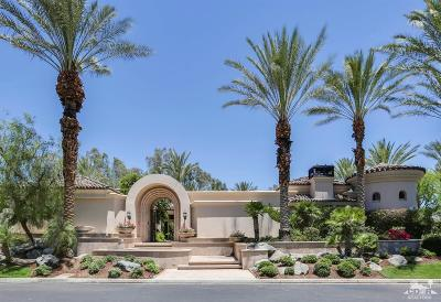 La Quinta Single Family Home For Sale: 78490 Coyote Canyon Court