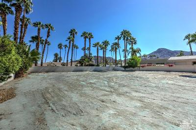 Indian Wells Residential Lots & Land For Sale: Lot 2 Rancho Palmeras