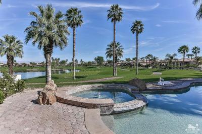 Rancho La Quinta CC Single Family Home Contingent: 49808 Via Conquistador