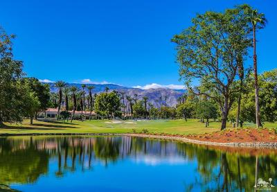 Indian Wells Single Family Home Contingent: 75774 Vista Del Rey