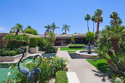 Indian Wells Single Family Home For Sale: 74425 Quail Lakes Drive