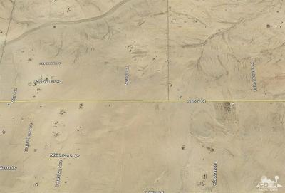 29 Palms CA Residential Lots & Land For Sale: $24,000