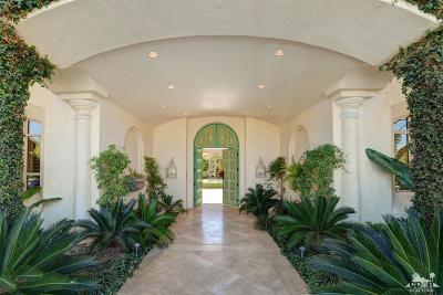 Indian Wells Single Family Home Sold: 74215 Desert Rose Lane