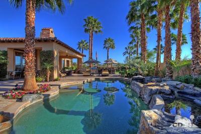 Palm Desert, Indio, La Quinta, Indian Wells, Rancho Mirage, Bermuda Dunes Single Family Home For Sale: 57240 Peninsula Lane
