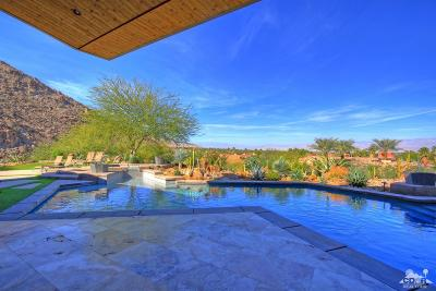 Palm Desert Single Family Home For Sale: 49741 Desert Vista Drive