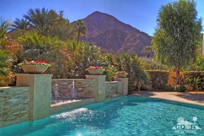 Indian Wells Single Family Home Sold: 47000 Agate Court