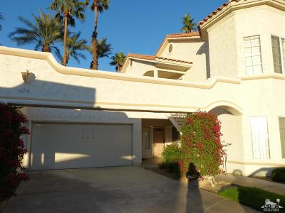 Condo/Townhouse Sold: 426 Desert Falls Drive North
