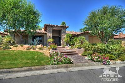 Indian Wells C.C. Single Family Home For Sale: 45545 Appian Way Way