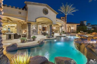 La Quinta Single Family Home For Sale: 52695 Via Savona