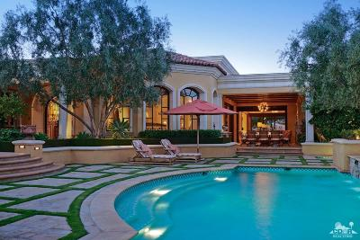 Indian Wells Single Family Home For Sale: 74470 Quail Lakes Drive
