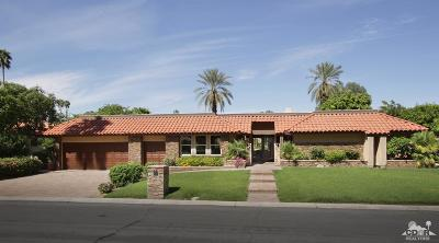 Indian Wells C.C. Single Family Home Contingent: 77324 Sioux Drive