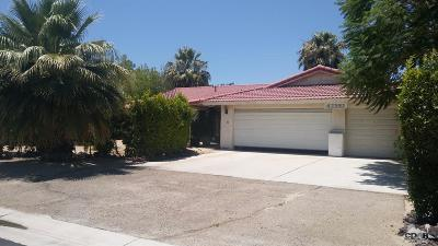 Bermuda Dunes, Indian Wells, Indio, La Quinta, Palm Desert, Rancho Mirage Single Family Home Contingent: 42593 May Pen Road
